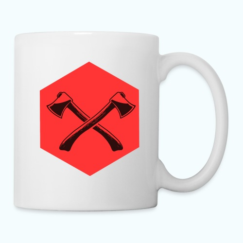 Hipster ax - Mug