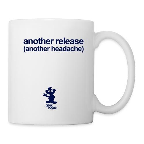 another release mug - Mug