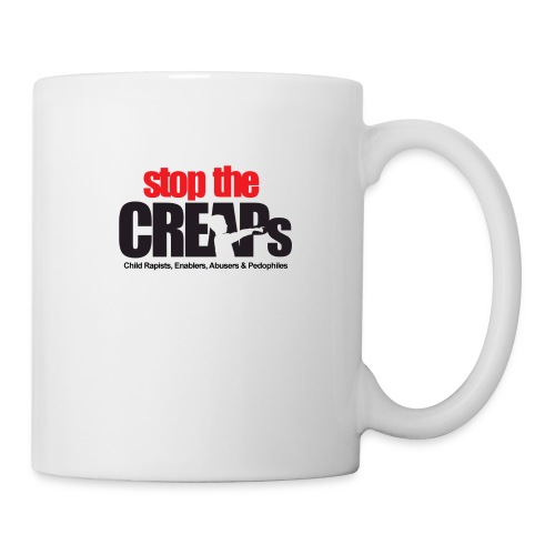 Stop the creaps - Mugg