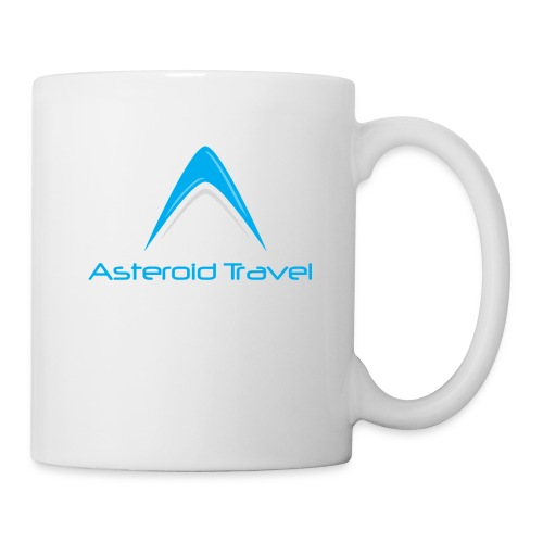 Asteroid Travel Logo - Kopp
