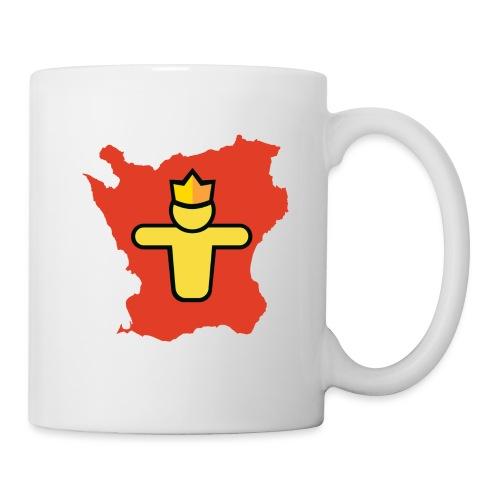 Turf Skåne symbol - Mugg