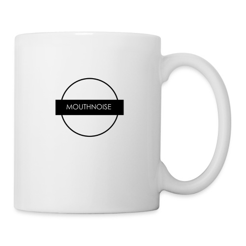 mouthnoise large transparent logo1 - Tasse