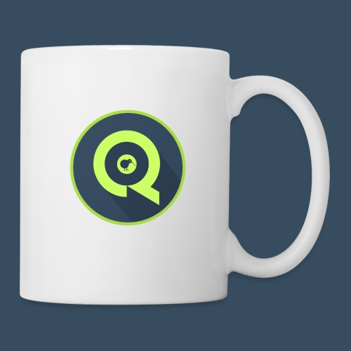Logo Qiwee Rond - Mug blanc