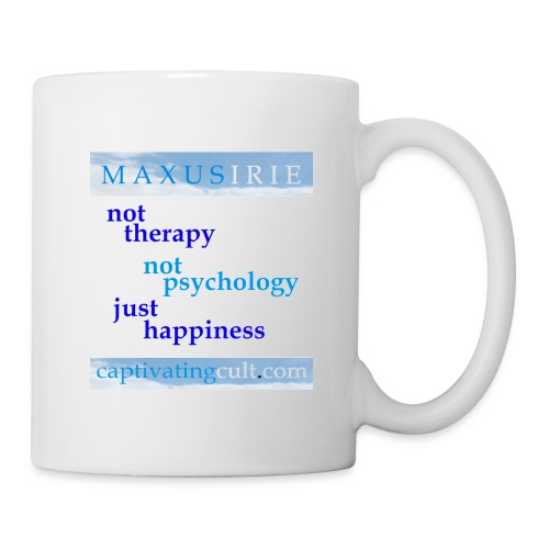 not therapy - Mug