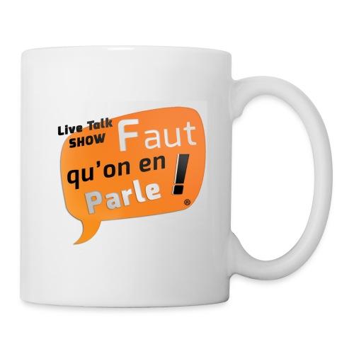 Logo_FQEP - Mug blanc