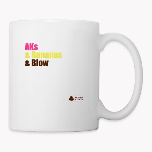 AKs & Bananas & Blow - Tasse