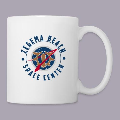 Zegema Beach Space Center - Mug blanc