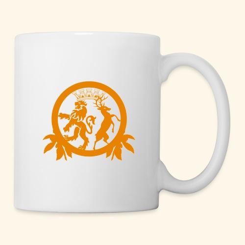 Logo weiß - Tasse