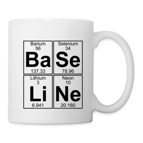 Ba-Se-Li-Ne (baseline) - Full - Mug