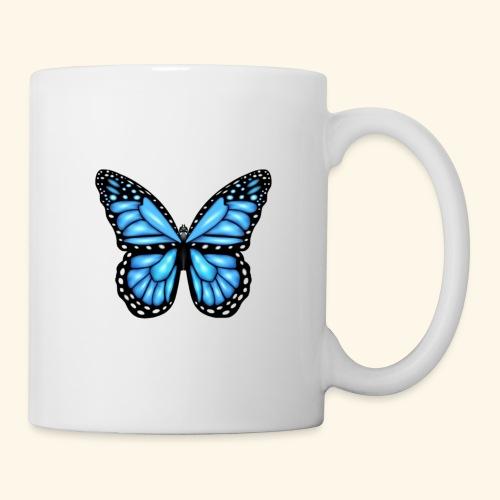 Vlinder T-shirt - Butterfly - Mok