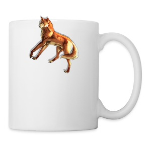 Fox of the night - Mug