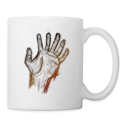 hand2 png - Tasse