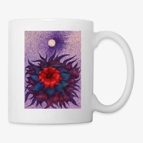 Space Flower - Kubek