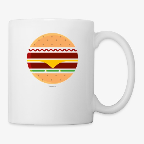 Circle Burger - Tazza