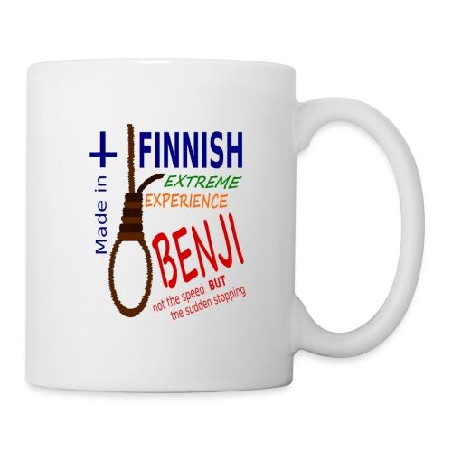 FINNISH-BENJI - Mug