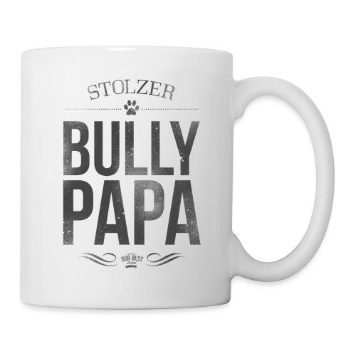 Stolzer Bullypapa - Tasse