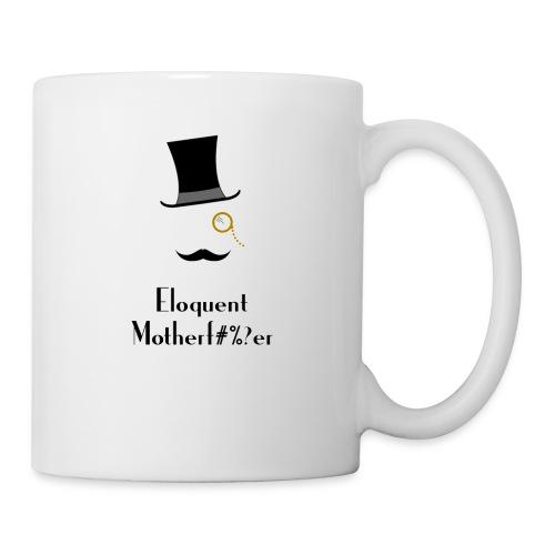 Eloquent Motherf#%?er bordered - Mugg