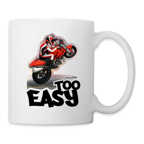 Ducati Monster Wheelie A - Taza