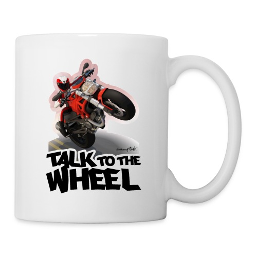 Ducati Monster Wheelie B - Taza