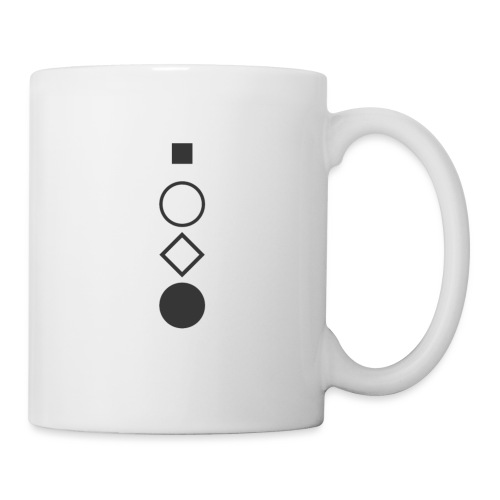 rest open touch stop - Mug