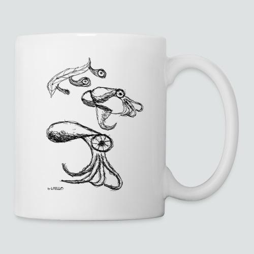 Octopussy png - Tasse