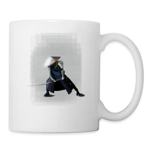 Futuristico Samurai - Tazza