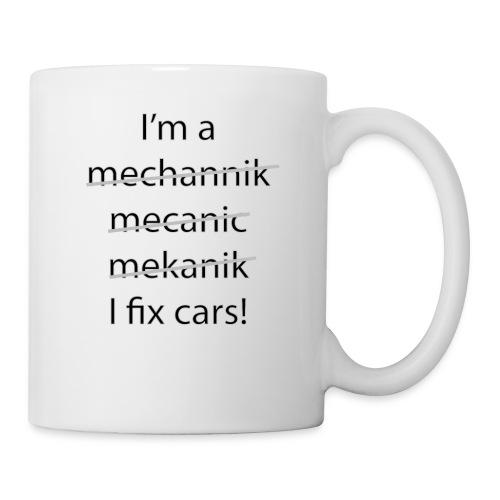 I fix Cars - Mok