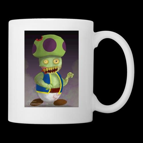 SuperMario: Zombie Toad - Mok