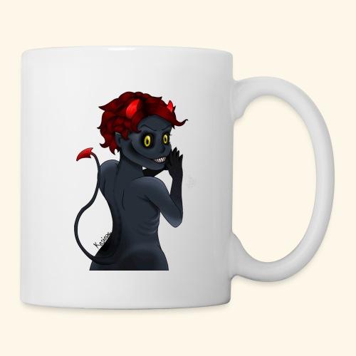 Jeune démon 2 - Mug blanc