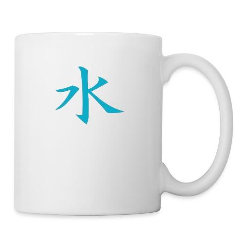 water - Mug blanc
