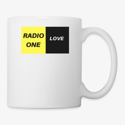 RADIO ONE LOVE - Mug blanc