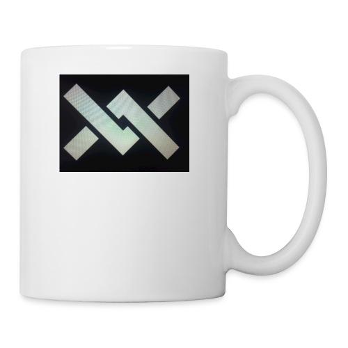 Original Movement Mens black t-shirt - Mug
