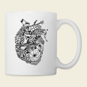 Kolibri Herz - Tasse