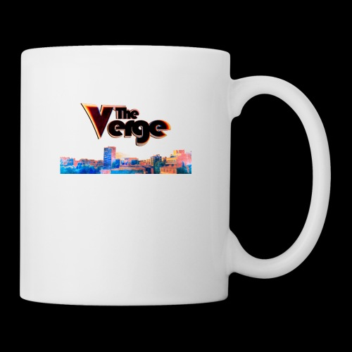 The Verge Gob. - Mug blanc