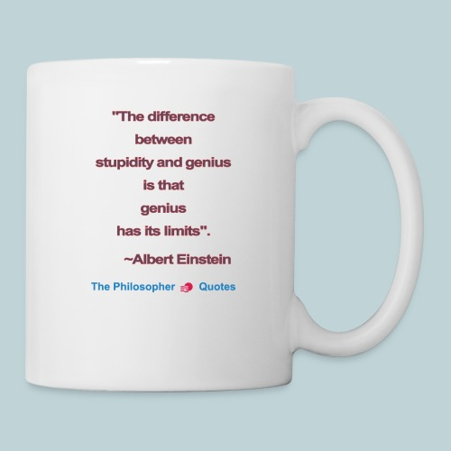Einstein Stupidity and genius b - Mok