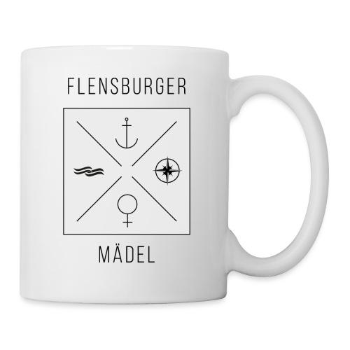 Flensburger Maedel - Tasse