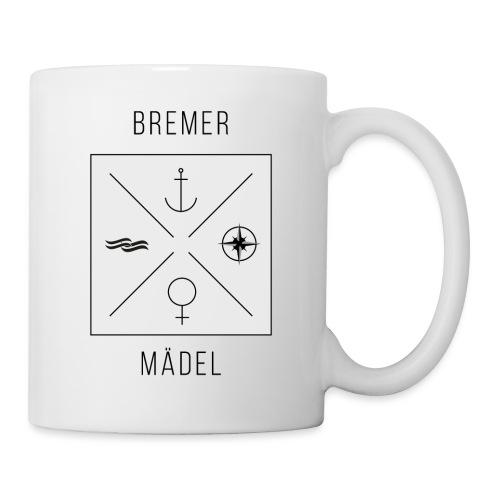 Bremer Maedel - Tasse