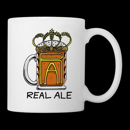 Real Ale - Mug