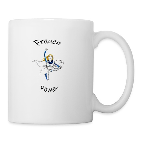 Frauenpower - Tasse