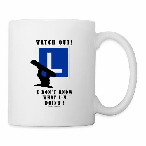 Snowboard - Mug
