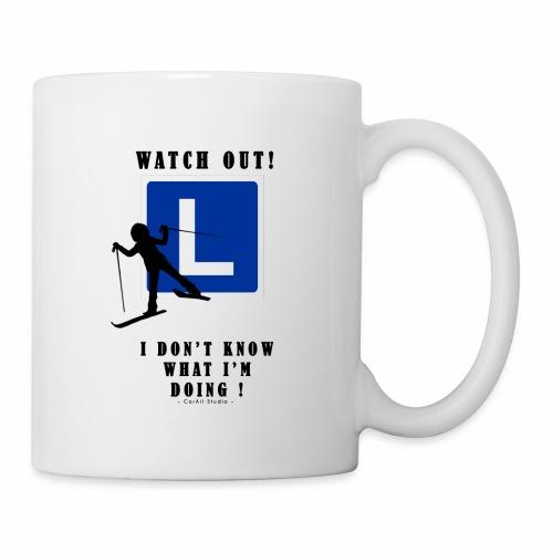 SKI - Mug