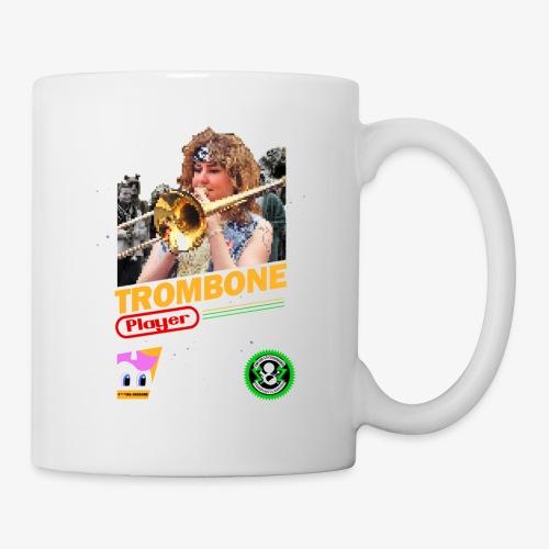 Trombone Playerendo - Mug blanc