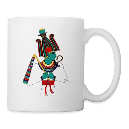ÄGYPTEN - Osiris - altägyptische Gottheit - Tasse