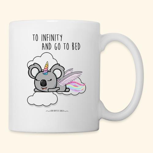 Buzz koala - Mug blanc