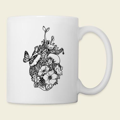 Ans Herz gewachsen - Tasse