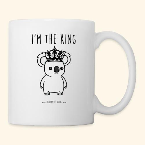 Koala king - Mug blanc