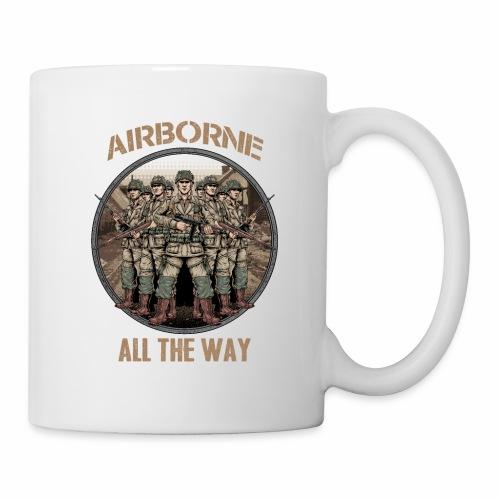 Airborne - Tout le chemin - Mug blanc