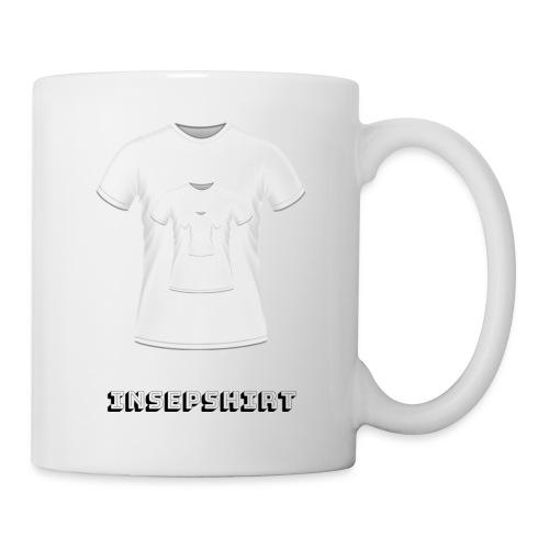 insepshirt - Mug blanc