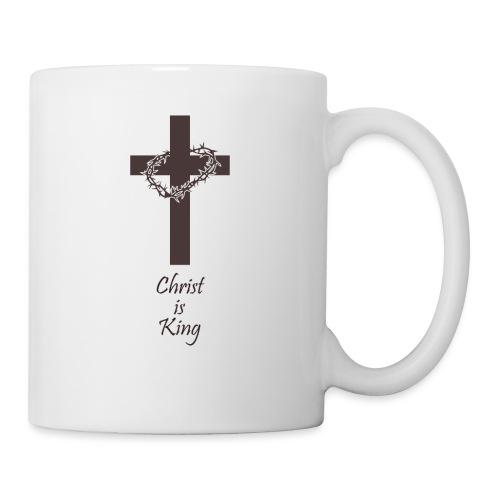 Jesus starb am Kreuz für dich I Christen Geschenk - Tasse
