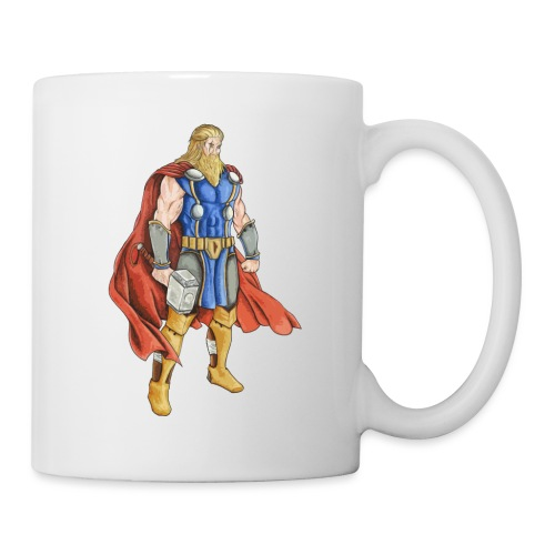 Thor Odinson - Mug blanc